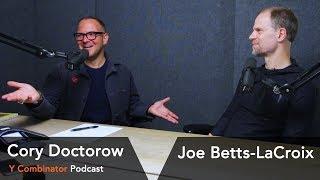 Cory Doctorow and Joe Betts-Lacroix on Adversarial Interoperability