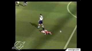 World Tour Soccer 2002 PlayStation 2 Gameplay_2001_11_26_2