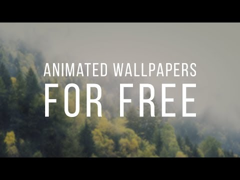 Animated Wallpapers For Free On Windows