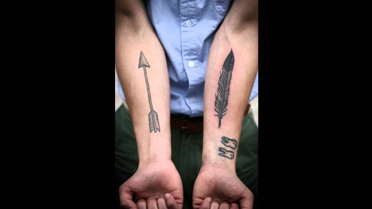 Tatuajes De Flechas Youtube