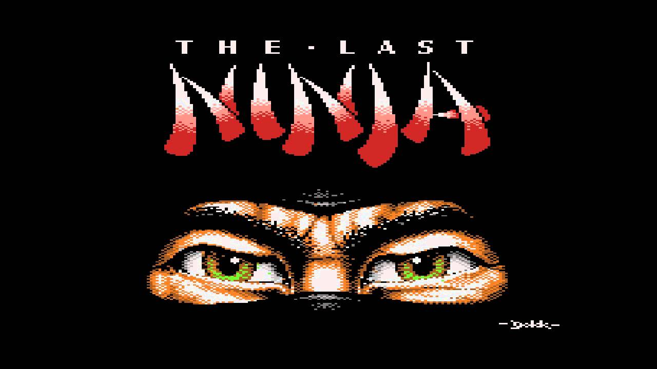 Ben Daglish / Anthony Lees - The Last Ninja