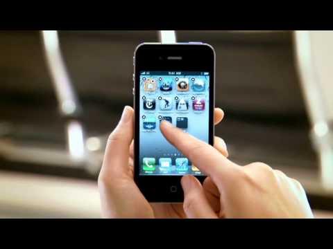 Обзор Apple iPhone 4 по-русски