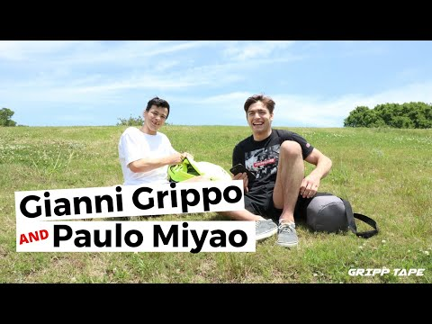 Paulo Miyao Talks to Gianni Grippo About Leaving Competition, Teaching and More