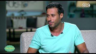 بالفيديو.. أحمد السعدني لصاحبة السعادة:' أبويا بيشتمني كل يوم بسببك'