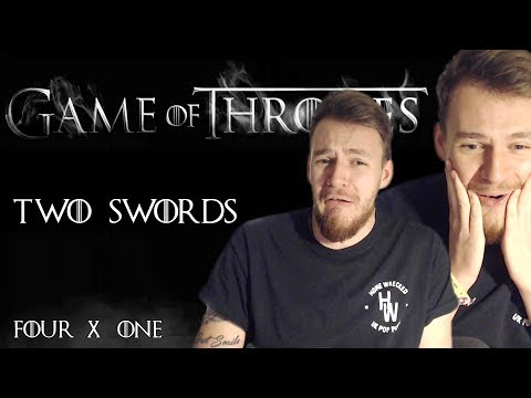 "Game of Thrones: Reaction | S04E01 - ""Two Swords"""