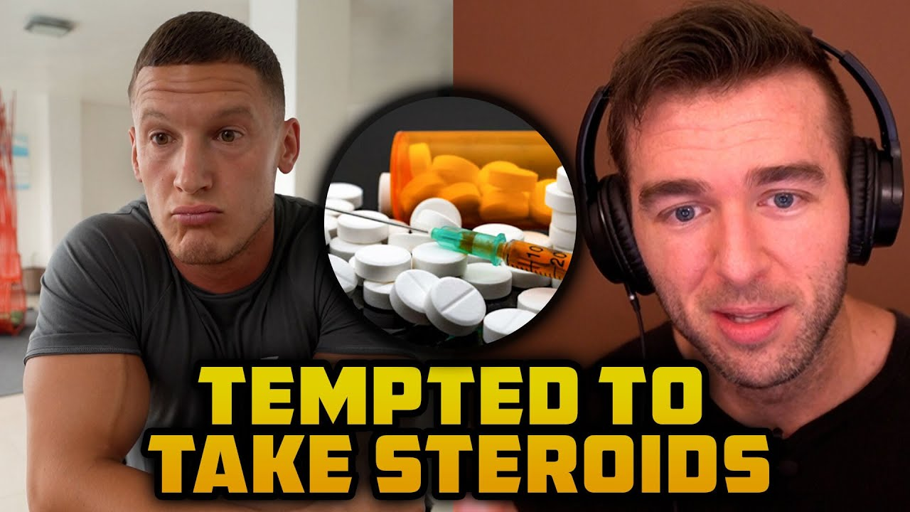 MattDoesFitness On If He Was Ever Tempted To Take Steroids