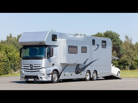 Unique 10 Motorhomes That You Can Buy In India