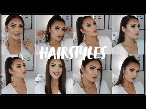 Hairstyles For Straight Hair!