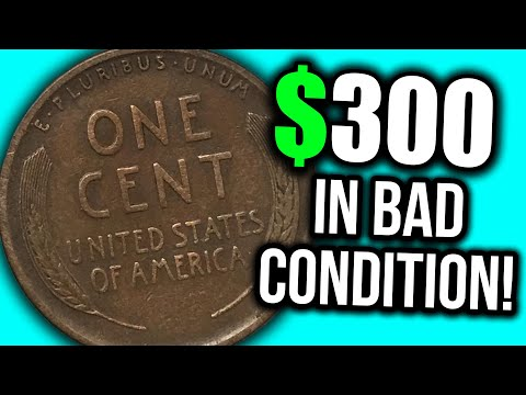 SUPER RARE WHEAT PENNY WORTH THOUSANDS OF DOLLARS!!