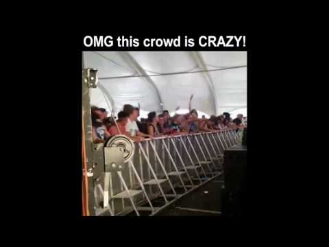 OMG This Crowd is CRAZY [GLOBAL DANCE FESTIVAL] [Colorado] [EKM.CO]