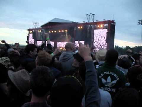 The Stone Roses - I Wanna Be Adored (live at Heaton Park)