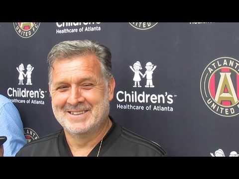 Free Kick: Atlanta United Tata Martino pre-New York City FC presser 4.13.18 #sportsinquirer