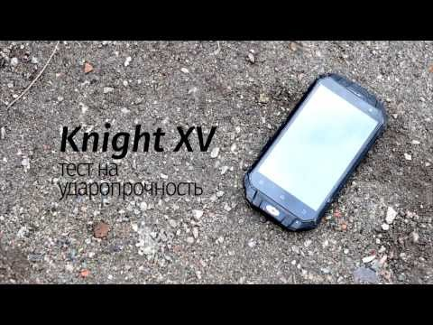 Knight XV краш-тест