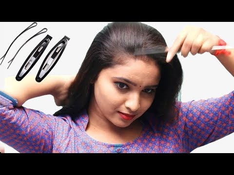 Easy Self Hairstyles for Girls | Quick Self Hairstyles for party/wedding | Self Hairstyles 2019 thumbnail
