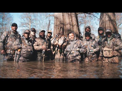 Duck Hunting – 24.7Hunt – Szn 2 Episode 2 – Public Backwater