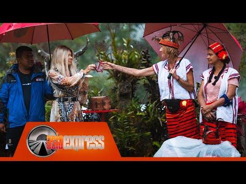 Ancora a fost roşie! Lia Bugnar şi Maria Buză părăsesc competiţia Asia Express