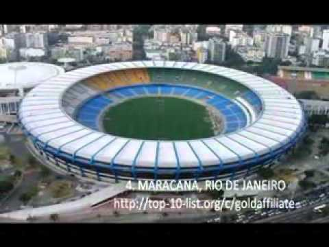 Top 10 Most Famous Sports Arenas in the World