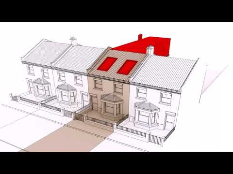Victorian Loft Conversion Design Ideas