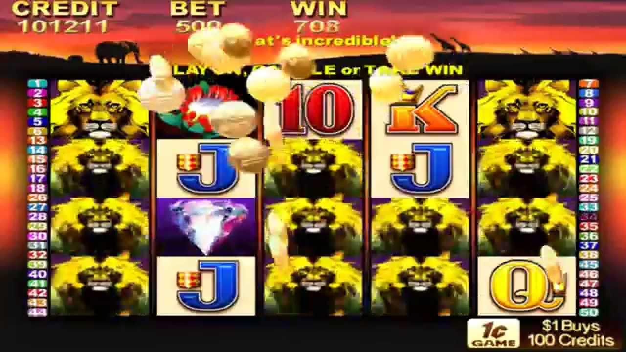 free slot games 50 lions