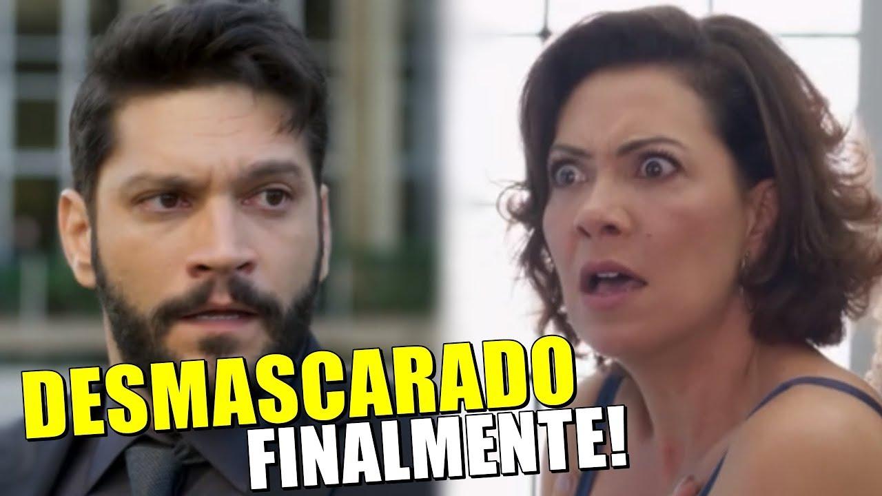 BOM SUCESSO NANA DESMASCARA DIOGO APÓS DESCOBRIR TRAIÇÃO DO MARIDO PILANTRA!