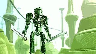 Gambar cover Bionicle Retrospective: A Guide to Metru Nui (2004-2005)