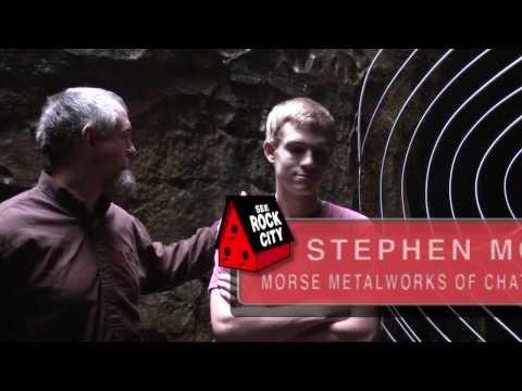 Rock City Gardens Media Tour - Stephen Morse