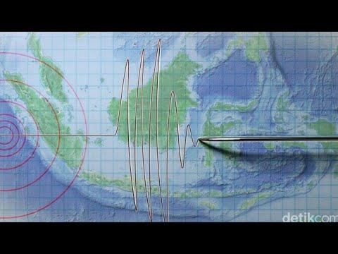 DETIK DETIK, goyang nya bumi. Gempa keras di jakarta dan banten| 23-january-2018|