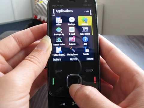 Video Nokia N86