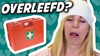 OVERLEEFD!? - Cliffhanger #16