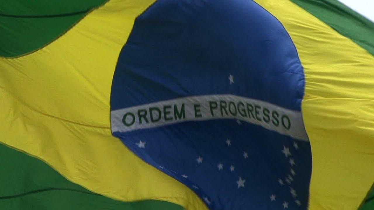 Hino Nacional Brasileiro 2017 YouTube