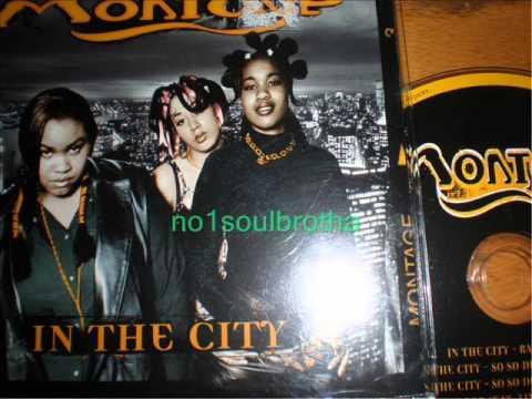 """Montage """"In The City"""" (So So Def Atlanta Mix) (90's R&B)"""