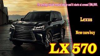 2019 lexus lx 570 release date | lexus lx 570 review 2019 | 2019 lexus lx 570 test drive