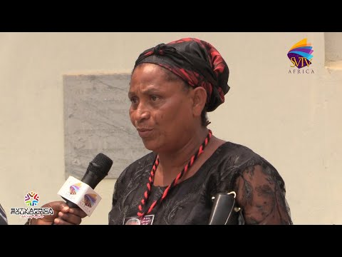Mysterious lady claiming to be the first daughter of JJ Rawlings surfaces (VIDEO)