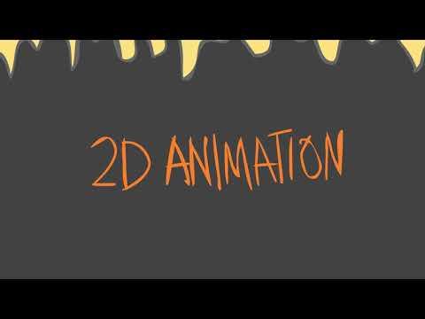 2D Animation Demo Reel 2018