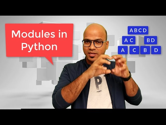 #45 Python Tutorial for Beginners | Modules
