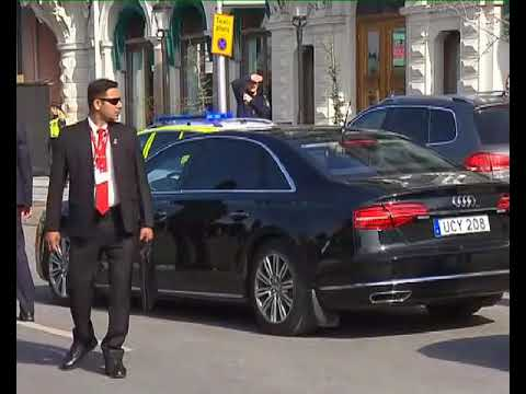 PM Modi meets Indian community in Stockholm, Sweden   PMO
