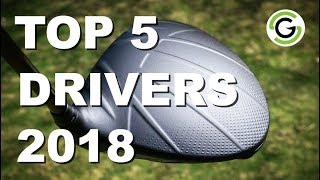 Top 5 Drivers 2018