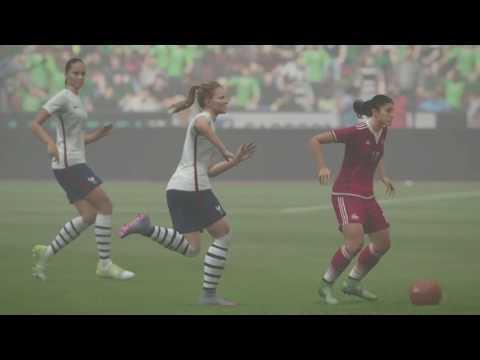 Fifa 16 Live Stream Exhibition - Mexico v France