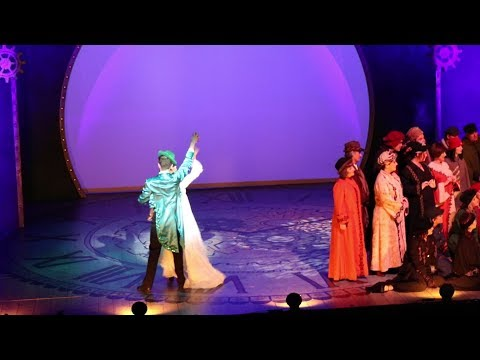 The Arcadians Theatre Groups biggest performance at the IPAC