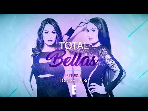 Total Bellas Season 4 Tonight at 9/8c on E!