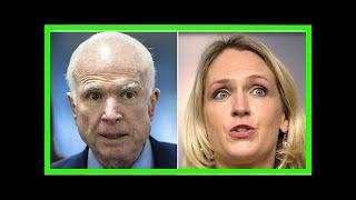 Kelly Sadler, Aide Who Mocked John McCain's Cancer, 'No Longer Employed' by the White House