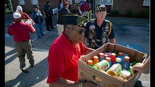 American Legion provides Dorian relief