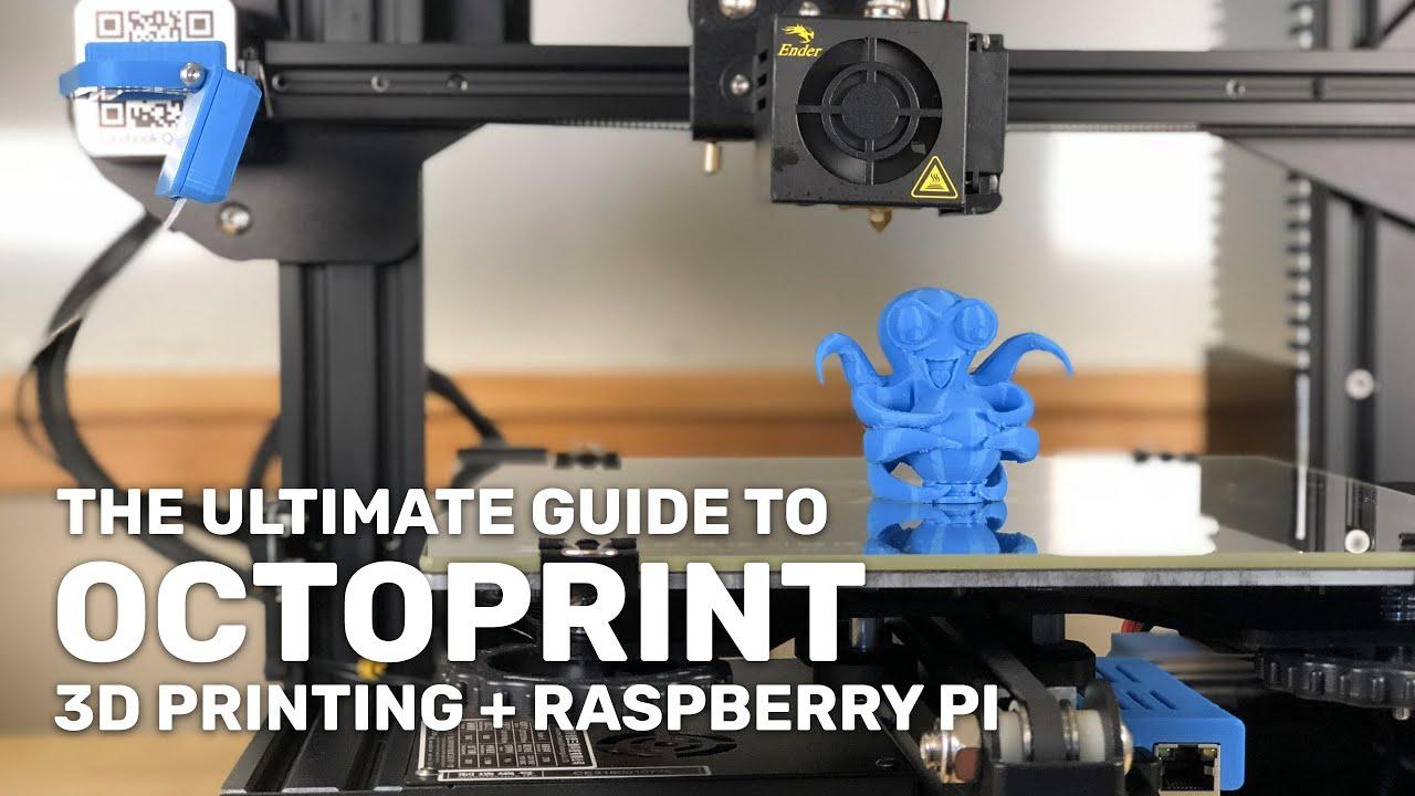 6 Ways to Print With a Raspberry Pi