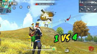 Ajjubhai Try Dragunov in Solo vs Squad Must Watch Gameplay - Garena Free Fire