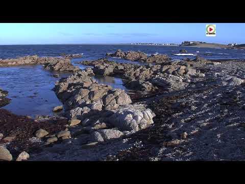 La plage du Chateau Rouge - TV Quiberon 24/7