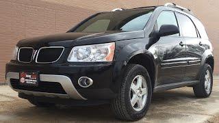 2008 Pontiac Torrent FWD - Sunroof, Alloys, Power Windows & Locks | For Sale in Winnipeg, MB