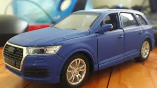 Unboxing||1:32 scale Audi Q5||The Toys World