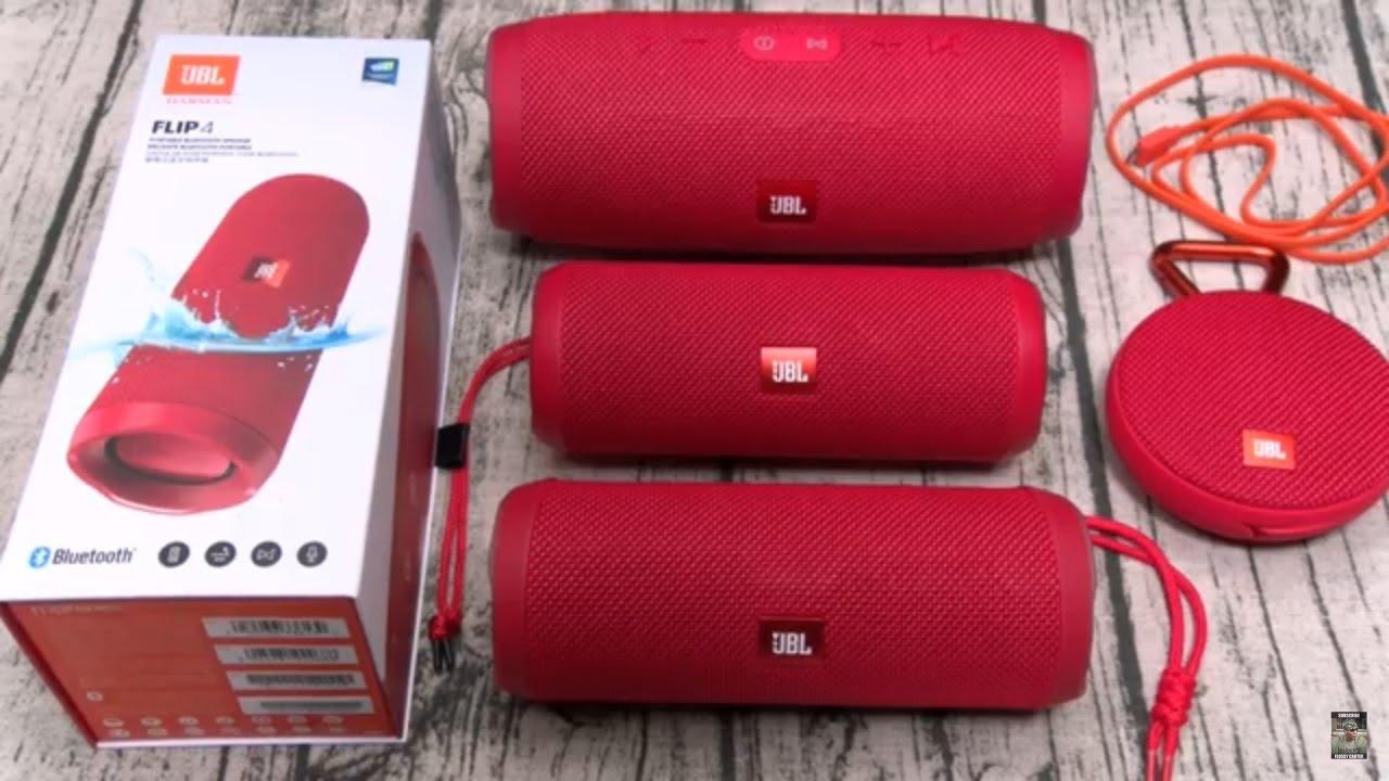 Jbl flip 4 waterproof bluetooth speaker youtube for Housse jbl flip 4