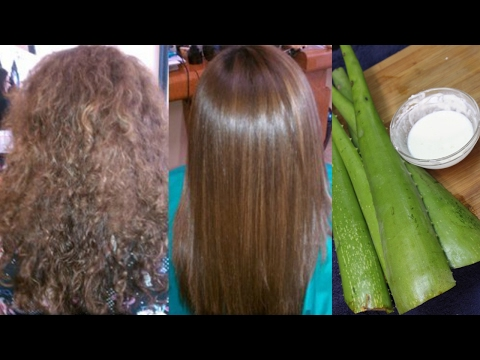 Permanent Hair Straightening Cream 100% Natural Ingredients by Simple Beauty Secrets