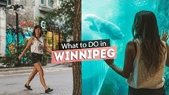 We didn't expect this in WINNIPEG!? What to DO in Winnipeg, Manitoba.